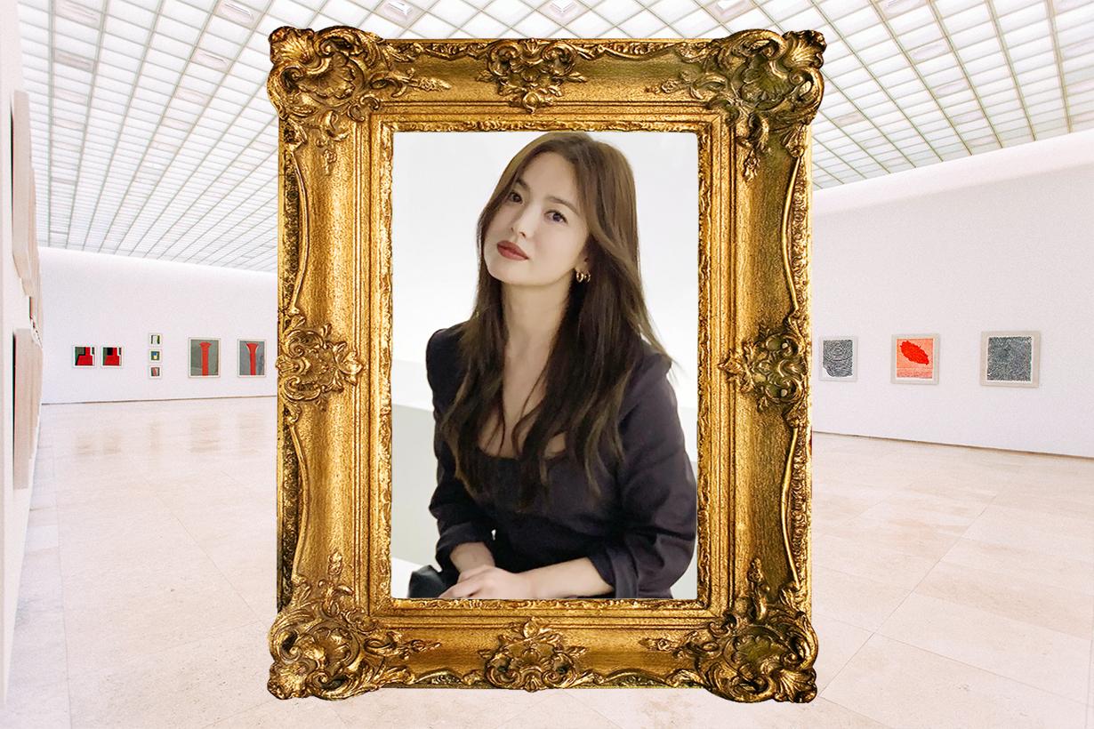 Song Hye Kyo Song Joong Ki Divorce Celebrities Couples Milan Fashion Week 2020 Fall Winter Bottega Veneta BV independent woman korean idols celebrities actresses love relationship marriage