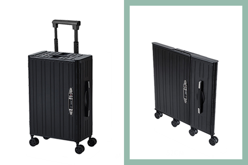 suitcase collapsible luggage LaserPecker FREETRIP