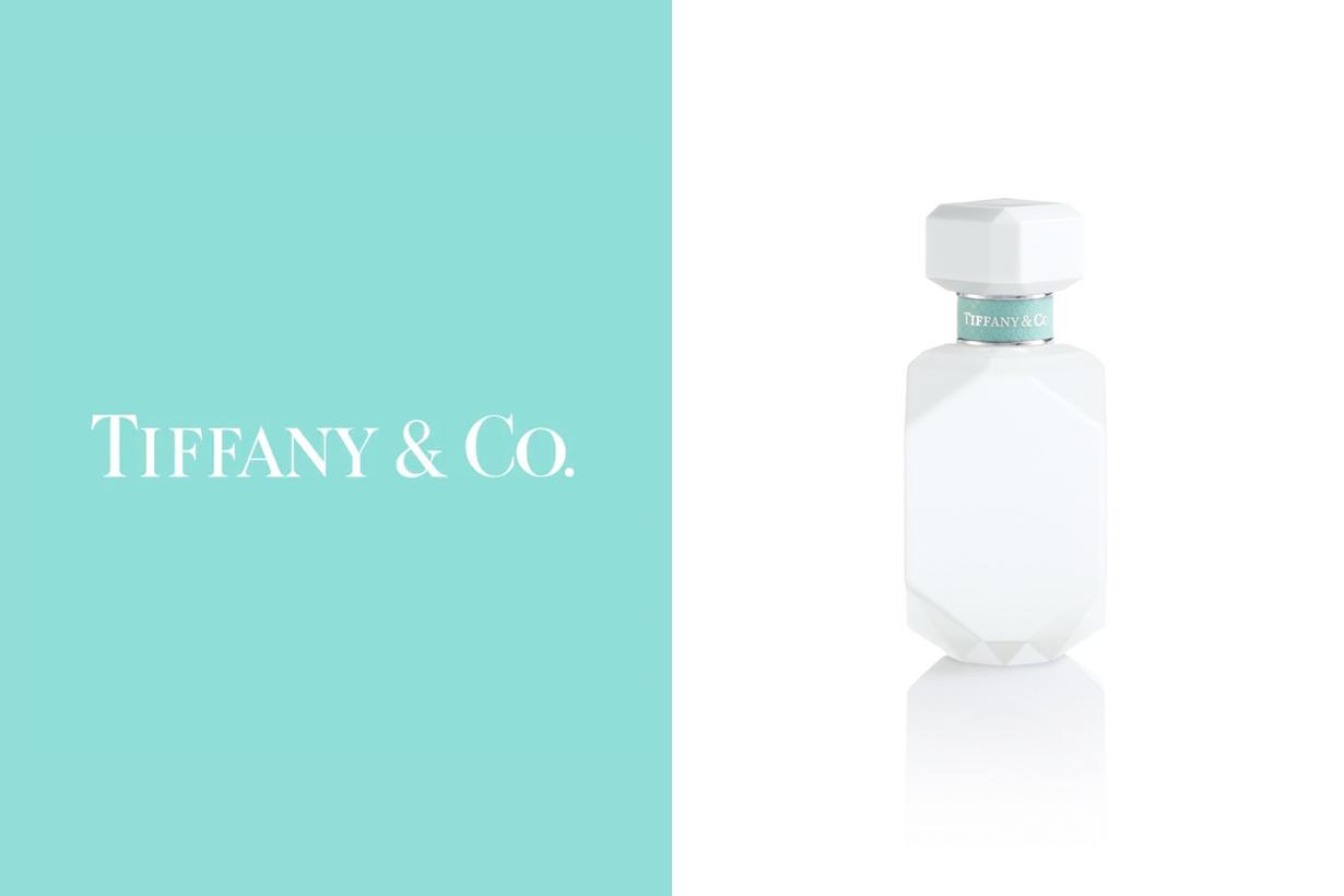 Tiffany&Co. eau de parfum white diamond limited edition