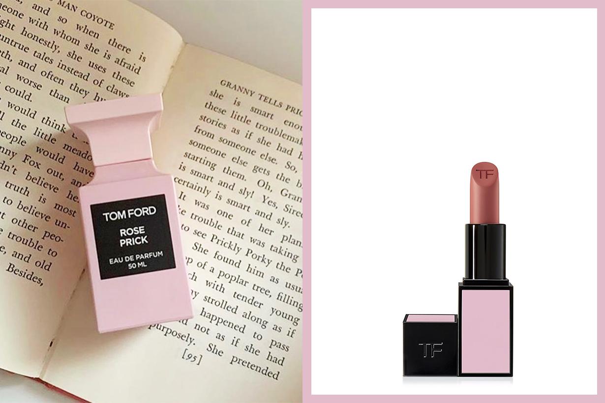 Tom Ford Beauty Rose Prick Perfume Rose Prick Lipstick makeup cosmetics