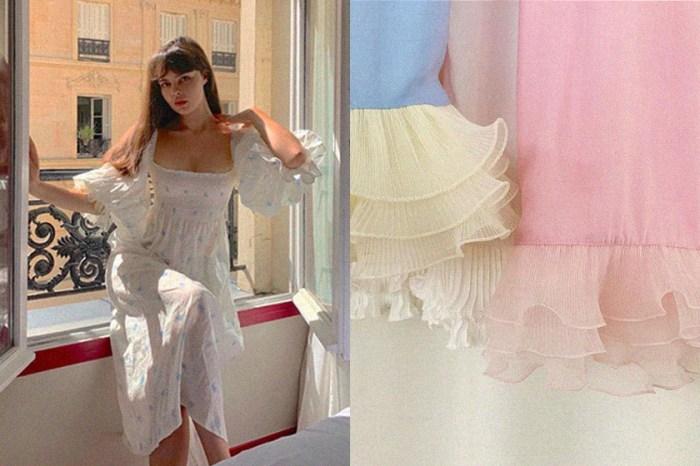 懶洋洋的率性:春意濃吹起一股慵懶氣息,推介 10 + 時髦又舒適的家居服!