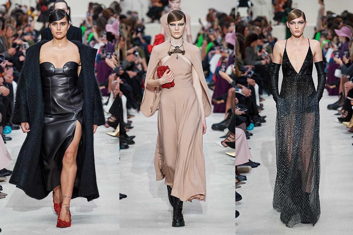 valentino pfw 2020 fw Pierpaolo Piccioli runway show