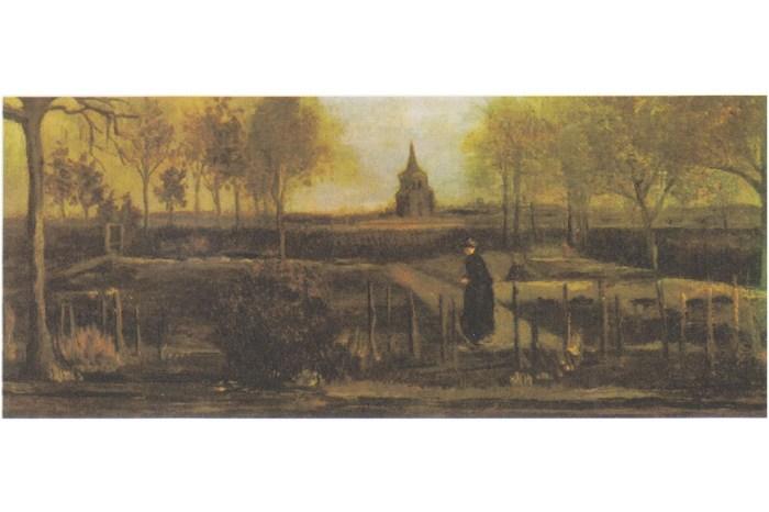 玻璃門敲破、警鈴大響… 趁疫情閉館時,Vincent Van Gogh 的畫作遭竊!