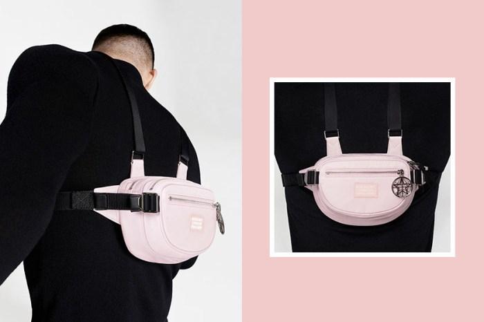 不想再買黑色款式:Burberry 最新限定粉色腰包,個性的妳也可以駕馭!