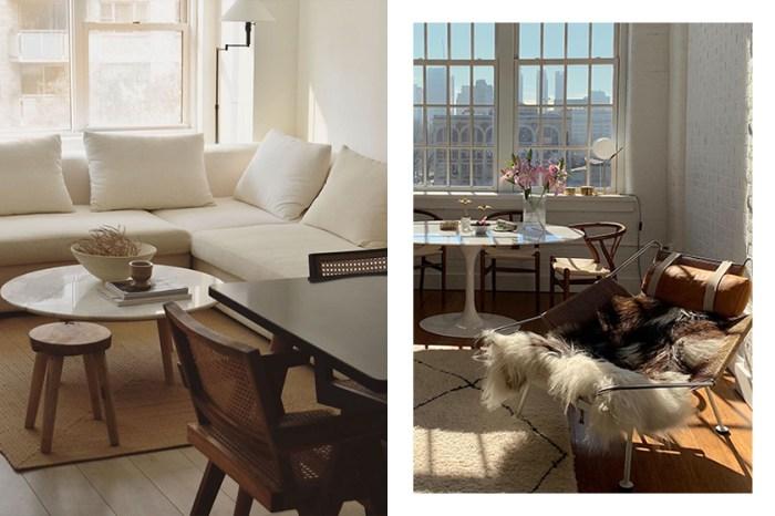 為你帶來 20+ 居室空間擺設靈感:待在家中的時間,就用來整理房子吧!