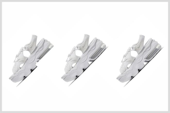 拼接黑白簡約與時髦感:Nike 全新推出的 Air Max Koko 厚底涼鞋是春夏必備!