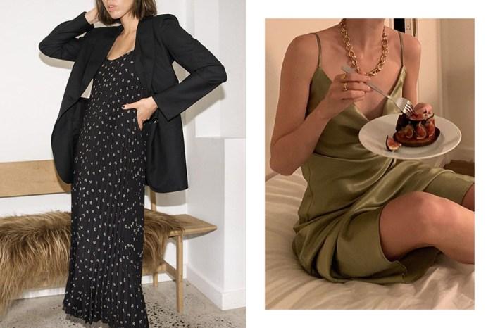 不論出門、在家都能舒適又時髦,或許你正在找的就是這幾款春夏洋裝!