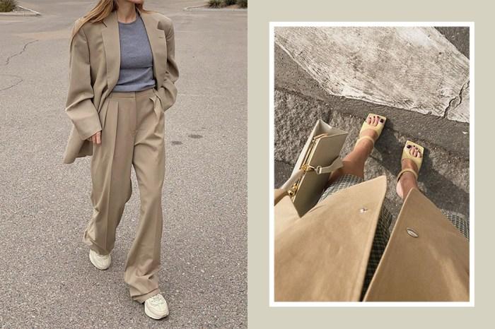 熱潮依舊未退:春夏穿搭裡你不可或缺的正是這 10+「奶茶色系」鞋履!