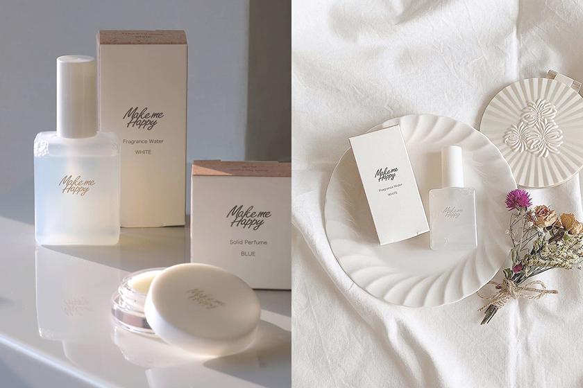 Canmake Make Me Happy Eau de Toilette new Perfumes