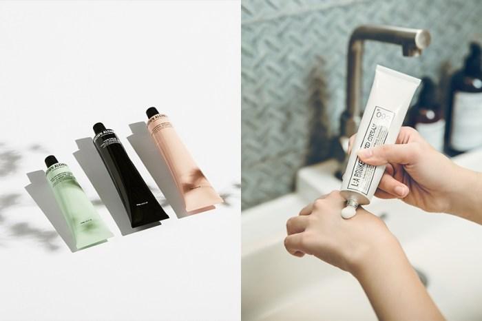 近來頻繁洗手的你,需要這幾款輕盈保濕又有療癒香氣的護手霜!