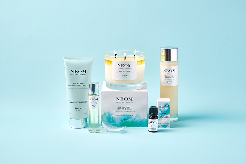NEOM  Scented Candle Essential oil Bed Time Spa Collection