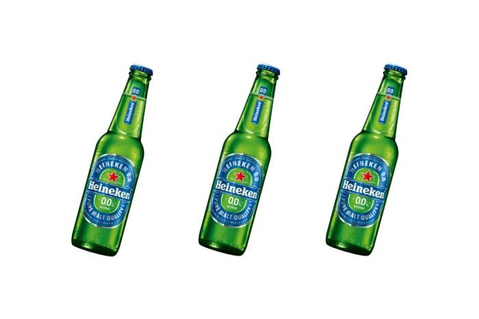 隨時隨地都能放心的喝!Heineken 竟然推出「零酒精 」而且超低熱量的啤酒!