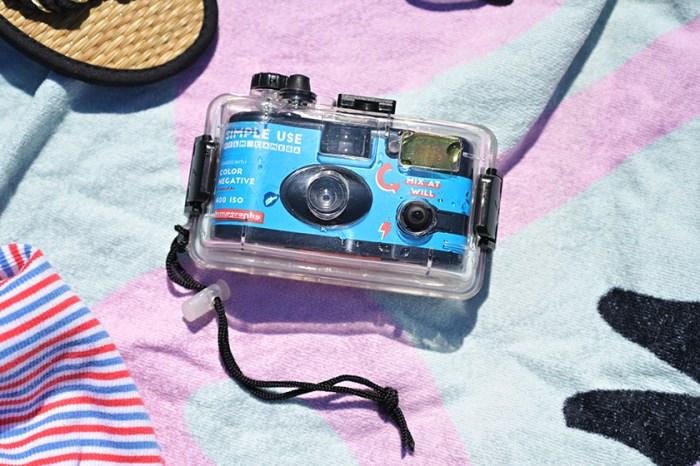 水中拍照也有平價選擇:Lomography 可重複利用的菲林相機推出防水殼版本!