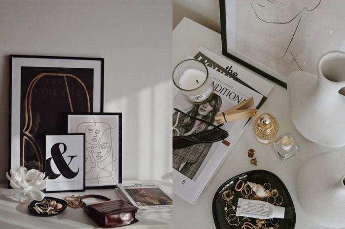 簡單點綴家居的方法:英國家品設計師分享的這 7 個小撇步就是關鍵!