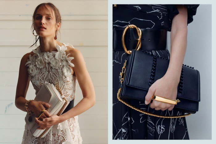 一包多用的設計加上時髦細節,Alexander McQueen 的人氣手袋再升級!