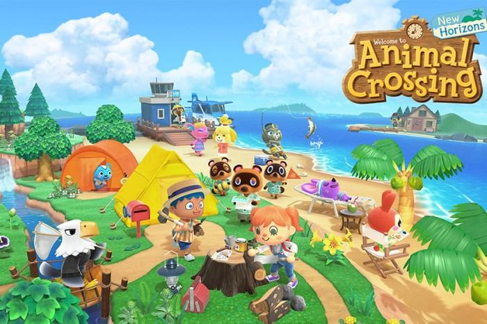 《集合啦!動物森友會》最新玩法:穿越時光 60 年後,無人島原來會變這樣!