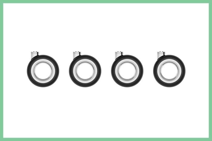 Apple 推出這套滾輪價錢比 iPhone SE 貴一倍,到底用處何在?