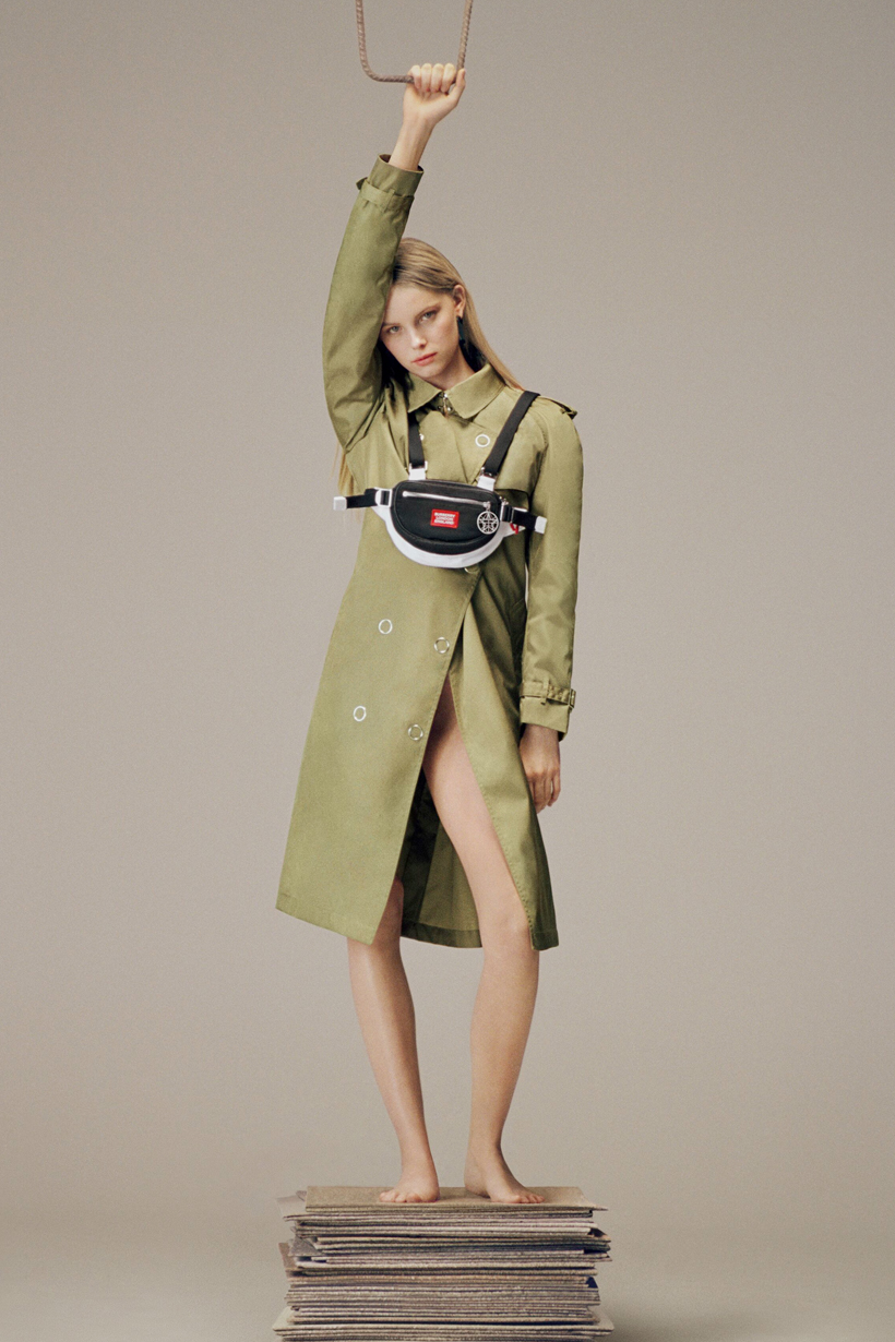 reburberry edit new sustainable fashion eco friendly