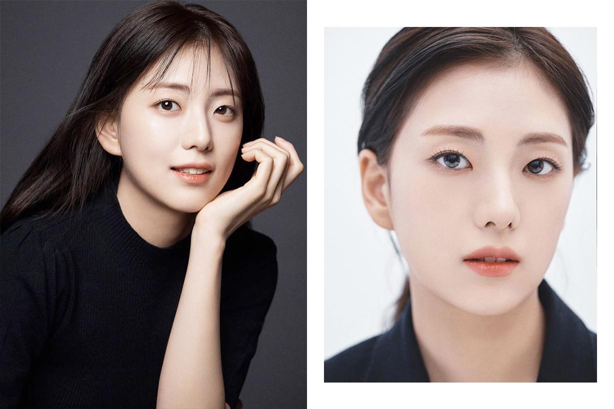 BLACKPINK Jisoo Jennie Lisa Rose Kim Jiyoon Agency Peace k pop korean idols celebrities singers models