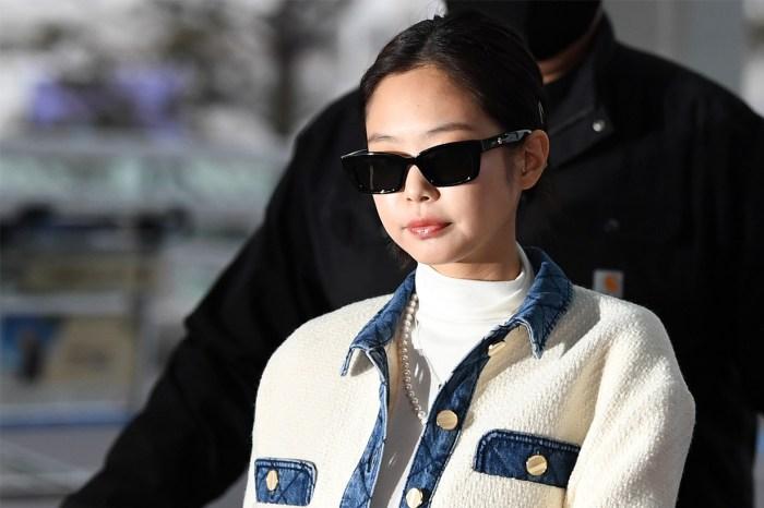 穿著 Chanel 也被狗狗搶鏡!BLACKPINK Jennie 初抱愛犬登上韓國《Vogue》