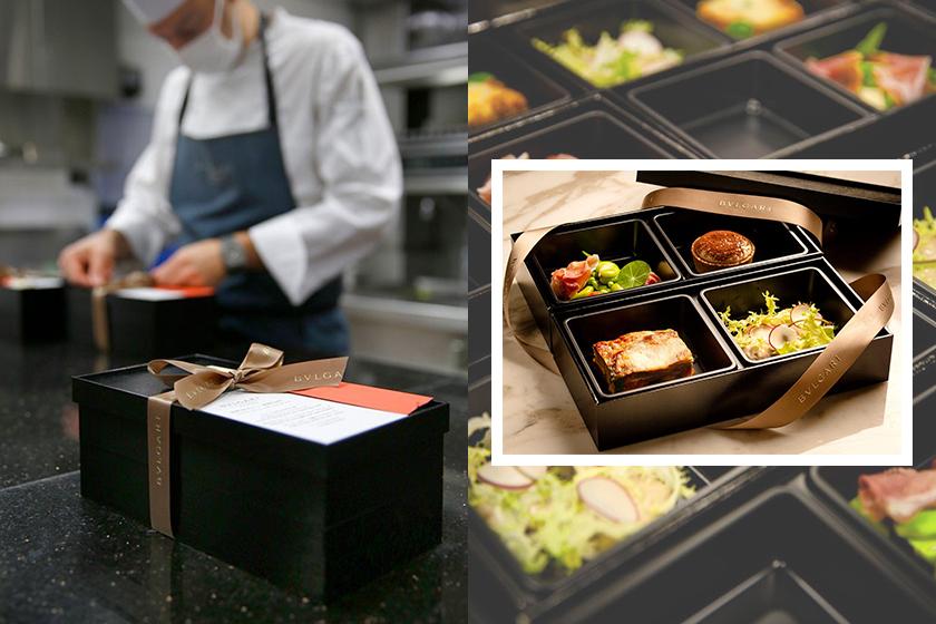 bvlgari lunch box project MICHELIN Guide