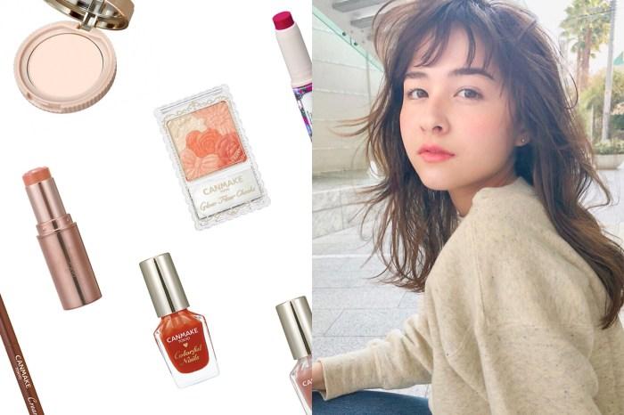 日本女生的開架心頭好,推薦 5 款 Canmake 高 CP 值美妝隱藏好物!