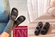 默默在社群上發酵:今年夏天,你或許不能少了這雙 Chanel 的老爹涼鞋!