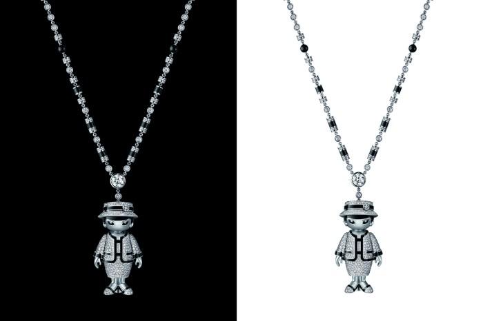 Chanel 為 Mademoiselle Privé 系列推出最奢華的高級珠寶!絕對是富豪的收藏目標