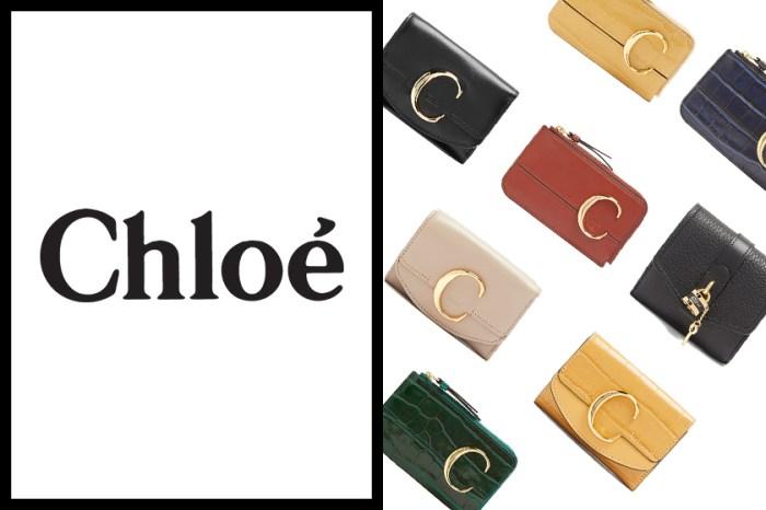 小手袋適用:趁著限時 8 折優惠,趕快入手  CHLOÉ 這些小銀包!