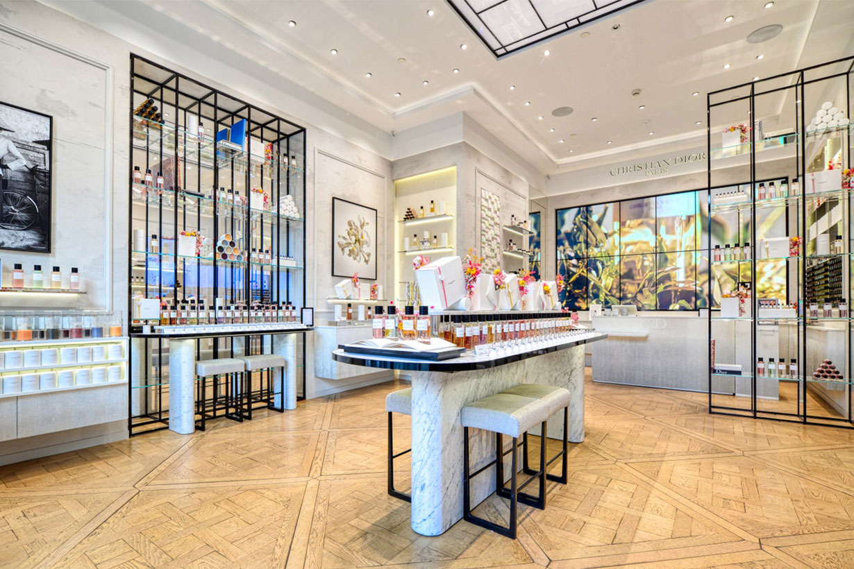 Dior has launched a 3D beauty boutique