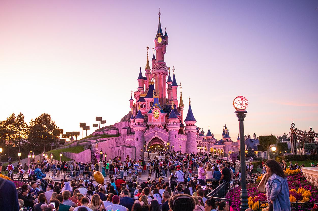 Disney Covid-19 Stay Home Disney Magic Moment Web
