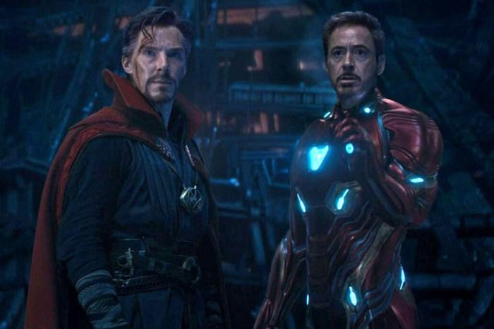 《Avengers:Infinity War》被刪一幕曝光:Dr. Strange 竟然穿上了 Iron Man 盔甲!