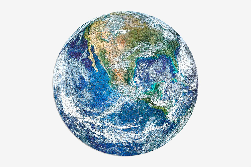 earth puzzles jigsaw four point earth day