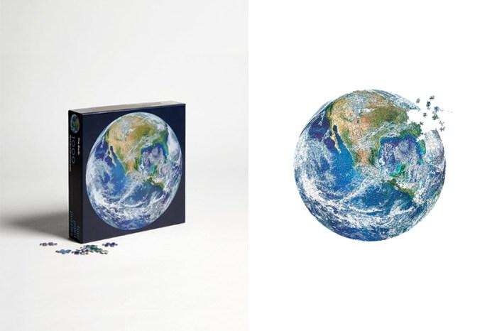 月球外的選擇:今次輪到地球當拼圖主角,還極具窩心意義呢!