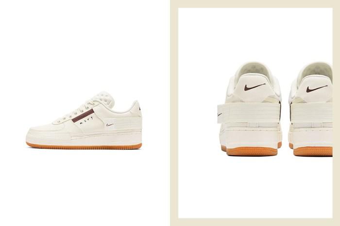 Nike 這款奶油白波鞋,細緻質感一曝光便成女生口袋名單!