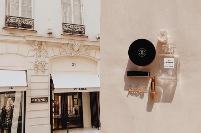 首度開設:Chanel 也可以網購了,香港推出第一間線上美容網店!