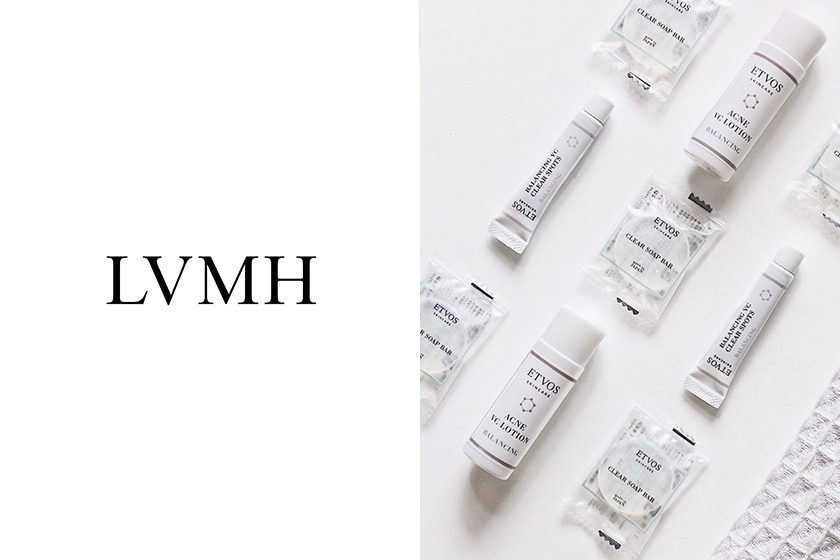 lvmh invests in japanese cosmetics company etvos