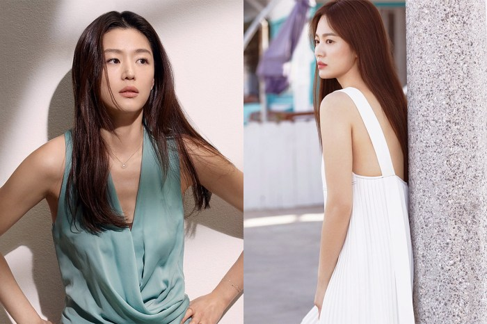 網民投選「有史以來最美韓國女星」,全智賢和宋慧喬也被她打敗而三甲不入!