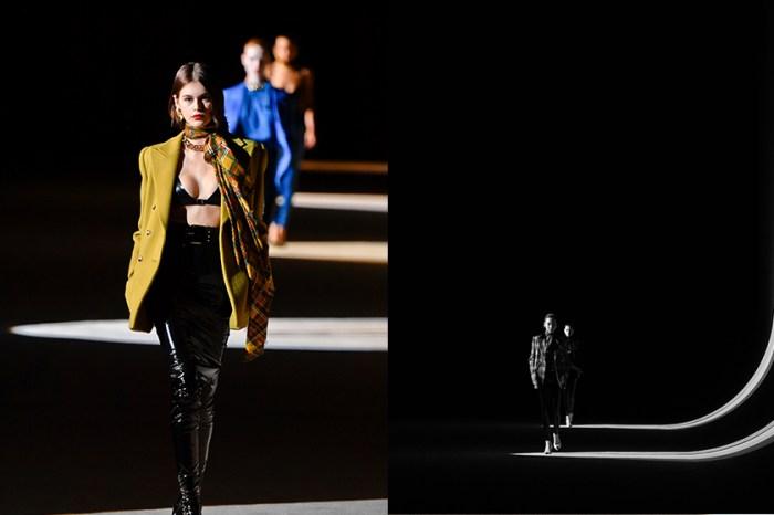 當時裝界正在期待下半年復甦,Saint Laurent卻宣佈退出巴黎時裝周!