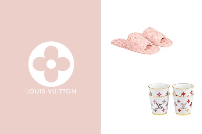 時尚迷的奢華家居,Louis Vuitton 夢幻生活配件小物引起熱話!