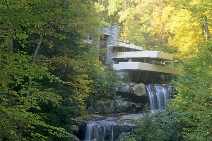 足不出戶也能遊覽天下:傳奇建築師 Frank Lloyd Wright 打造的建築開放給你參觀!