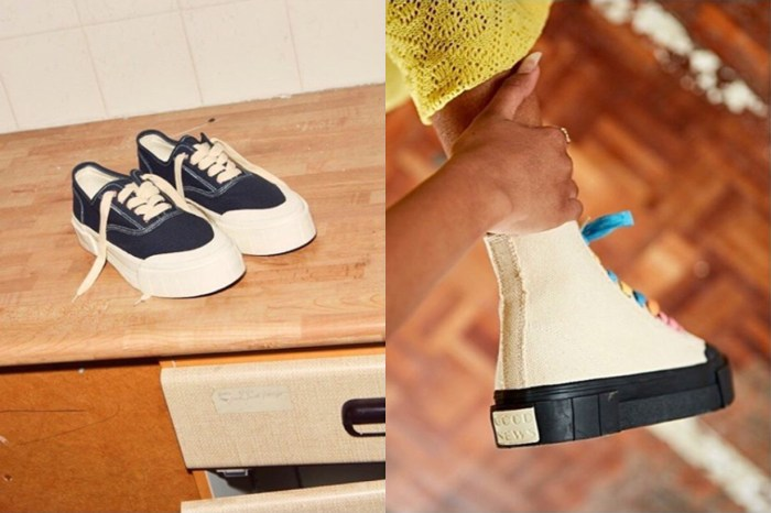 Converse、Vans 以外的選擇!入手簡約、百搭帆布鞋不能錯過這個倫敦品牌