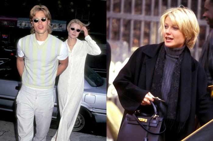 回顧 Gwyneth Paltrow 90s 的三個造型:證明不需要走在趨勢尖端,也能滿分時髦!