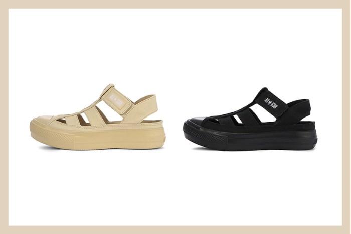 這兩雙未上架的 Converse 涼鞋,看似平凡卻受到熱議?