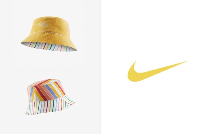 一帽兩戴:Nike 這一頂復古漁夫帽,正反兩面設計引起潮人搶購!