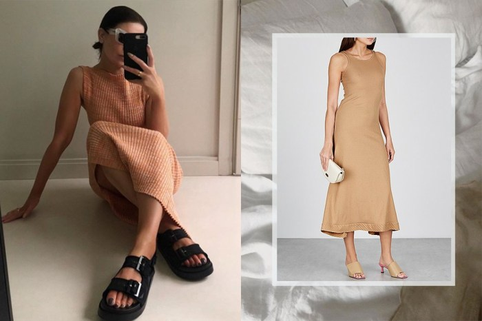 4 款居家休閒風裙子,舒服得令你不想再穿褲子!