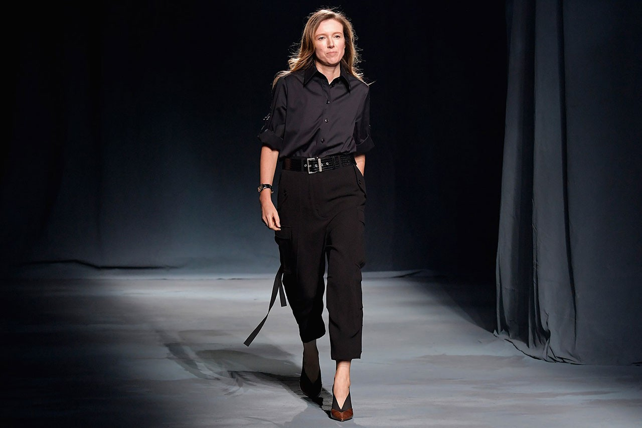 clare waight keller givenchy artistic director leave depart 2020