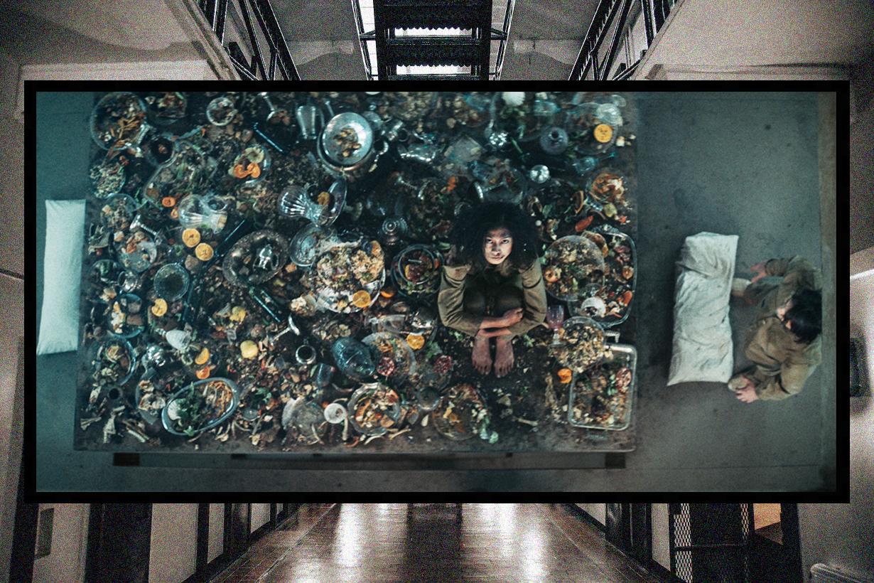 The Platform Movie 2019 2020 Netflix Jail Prison Food Culture Japan The US Norway Korea
