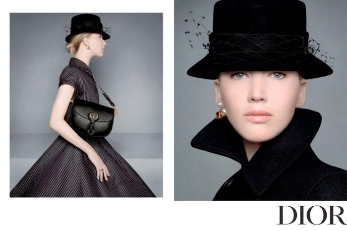 訴說了女人最純粹的優雅:Jennifer Lawrence 出鏡 Dior 初秋廣告,新手袋也成焦點!