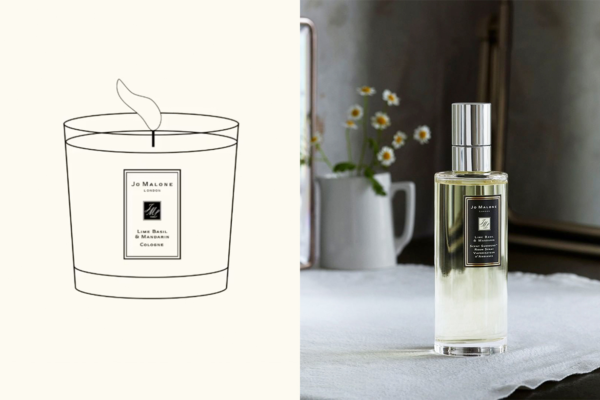 Jo Malone London Covid-19 Coronavirus Wuhan Pneumonia NHS Frontline workers Ethyl Alcohol Hand Sanitizer L'OCCITANE en Provence